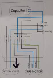 Franklin Electric Wire Sizing Chart Well Pump Start Relay Wiring Diagram Wiring Diagrams