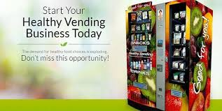 Best Healthy Vending Machine Franchise Gorgeous HealthyYOU Vending Franchise For Sale FoodFranchise