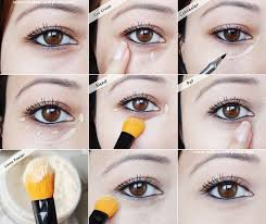 how to hide dark circles under eyes makeup