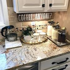 kitchen countertops decor. Wonderful Countertops Remarkable Kitchen Counter Decor Ideas And How To Decorate Counters  Enhafalluxsecrets And Countertops E