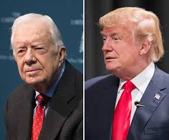 Image result for trump/ jimmy carter
