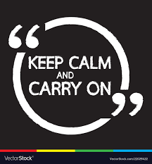 Keep Calm And Design On Keep Calm And Carry On Lettering Design