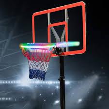 Basketball Hoop Led Light Amazon Com Spma Basketball Hoop Activated Led Strip