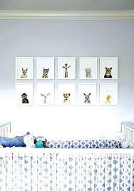 animal nursery rug animal theme nursery cute various portraits on the wall baby nursery animal theme