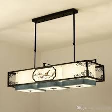 rectangular fabric drum shade pendant lamp lanterns pendant light hotel villas restaurant colour lamps art home lighting g495 lights for ceiling pendant