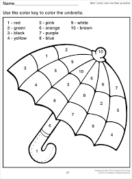 Yellow Coloring Sheets Number Coloring Page Color By Number ...