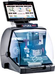 Key Cutting Vending Machine Interesting Silca Futura Pro Professional Key Cutting Machine LockPicks