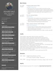 sample of one page resume resume format video editor 2 resume format resume sample resume