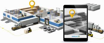 Uwinloc New Indoor Location System For Assets Tracking