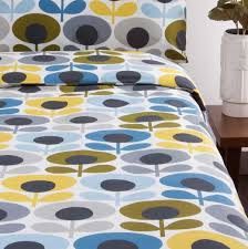 70s flower bedding marine orla kiely bed bath and beyond multi oval duvet