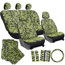 green car floor mats. OxGord 21pc Zebra Car Seat Cover, Carpet Floor Mat, Steering Wheel Cover  And Shoulder Green Car Floor Mats V