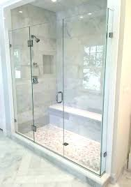 custom shower pan pans for tile large ready systems house home living glass kit door panels tray cost