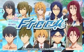 free iwatobi swim club genderbend. Interesting Genderbend Free Genderbend In Free Iwatobi Swim Club A