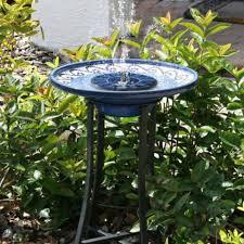 solar fountain solar water