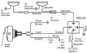 fog light switch help ranger forums the ultimate ford ranger Through Fog Light Relay Wiring name 1relay diagram jpg views 287 size 33 2 kb fog light relay wiring