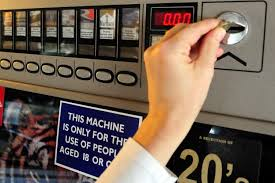 Used Vending Machines Ireland Gorgeous The Government Wants To Ban Cigarette Vending Machines But A Big