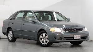 2001 Toyota Avalon Sedan 4D XLS Safety Ratings, 2001 Toyota Avalon ...
