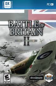 battle of britain ii wings of victory box front