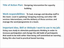 Sample Training Plan Template Awesome Employee Training Plan
