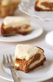 Healthier Carrot Cake Cheesecake Whole Grain Texanerin Baking