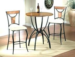 small round pub table bistro and stools s small round pub table