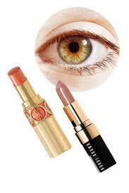 lipstick based on eye color