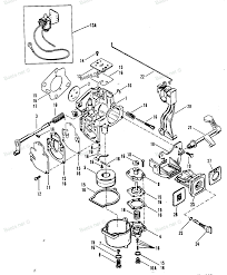 I would ask your carb builder if he did in fact rebuild the fuel pump i sent you a diagram of the carb pump on your motor the pump cover is number 11 and