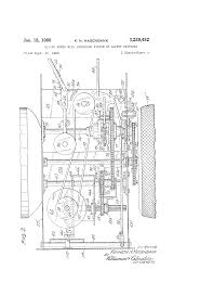 patent us3229452 riding mower interlock system of safety patent drawing
