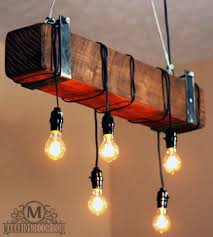 cheap rustic lighting. Rustic Beam Chandelier Cheap Rustic Lighting