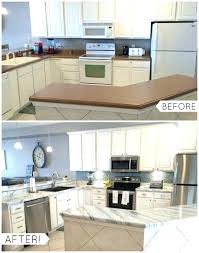 giani granite countertops before and after painted with white diamond kit easy affordable kitchen makeover granite giani granite countertops