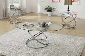 poundex furniture reviews silver gl coffee table set for modern living room furniture idea