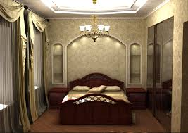 Patterned Wallpaper For Bedrooms Bedroom The Best Home Interior Bedroom With Luxurious Pattern