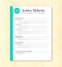 New Resume Template – Armni.co