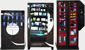 Logitech Vending Machine Cool IVM Offers Innovations Like Smart Vending And Locker Solutions For