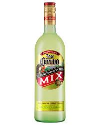 Jose Cuervo Light Margarita Mix Ingredients Buy Jose Cuervo Margarita Mix 1l Dan Murphys
