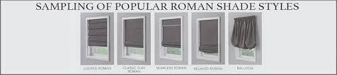 roman shades styles. Plain Roman Popular Roman Shades In Styles