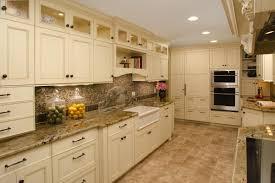 Old Fashioned Kitchen Astonishing Cream Kitchen Cabinets For Old Fashioned Kitchen With