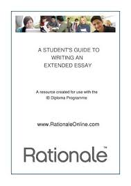 ib diploma extended essays by ishcmc issuu rationale s ib extended essay guide