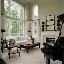 Living Room Bay Window Gorgeous Ideas Bay Window Treatment Living Room 10 1000 Images