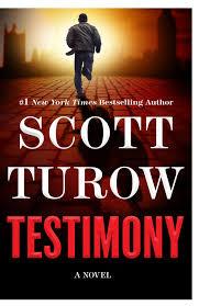 Presumed Innocent Book Presumed Innocent' Author Releases New Novel 'Testimony' 24 12