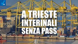 Breaking: i portuali di Trieste denunciano l'uso di interinali senza pass -  Visione TV