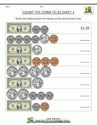 Money Matheets Free For 4th Grade Word Problems Touch 3rd Math ...