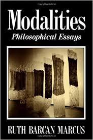 com modalities philosophical essays ruth modalities philosophical essays