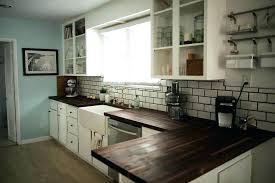 white cabinets wood bright idea with ideas 3 architecture kitchen countertop alternatives marble