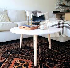 white and wood coffee table round wooden coffee table plus wrought iron legs combine black leather