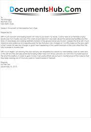 Letter Format For Cancellation Of Service Chrysler Affilites