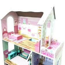 wooden barbie dollhouse furniture. Wooden Doll Houses Furniture Barbie House Best Dolls Dollhouse K