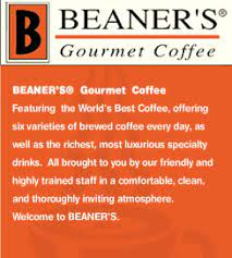 Try the coffee bean shop real coffee experience tomorrow! Beaners Franchise Business Gourmet Coffee Franchising Opportunity