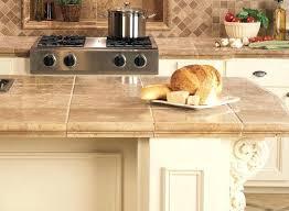 ceramic tile countertops ceramic tile kitchen classic ceramic tile countertop edges