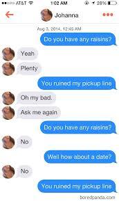 funny disturbing pick up lines